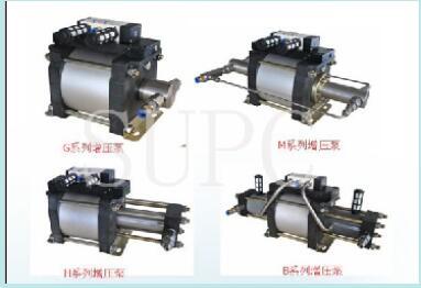 气动气体增压泵—气体增压泵