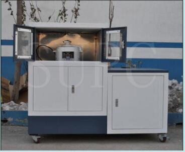 高压锅耐水压强度测试台