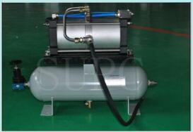 气体局部增压装置(局部增压泵)