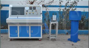二氧化碳钢瓶残余变形量水压试验机-变形量试验机