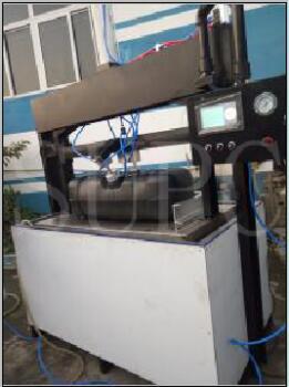 汽车燃油箱密封性试验机