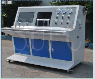 压力容器水压爆破试验机
