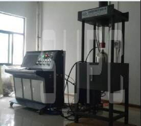 防爆灯具壳体水压试验机/隔爆灯壳体水压机