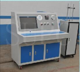 制动软管最大膨胀量试验机