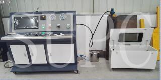 弹簧管耐水压爆破试验机