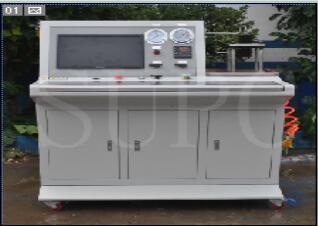 陶瓷管水压试验机(水压爆破试验机)