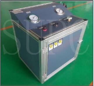 充装管(装卸管)水压试验机