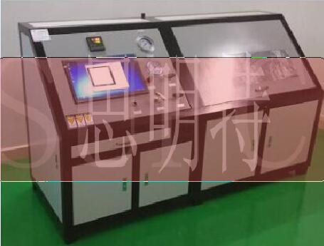 350Mpa胶管自动液压爆破试验机