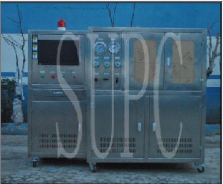 热水器内胆水锤脉冲试验机