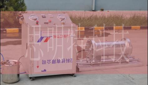 井下仪器(测斜仪)水压试验机