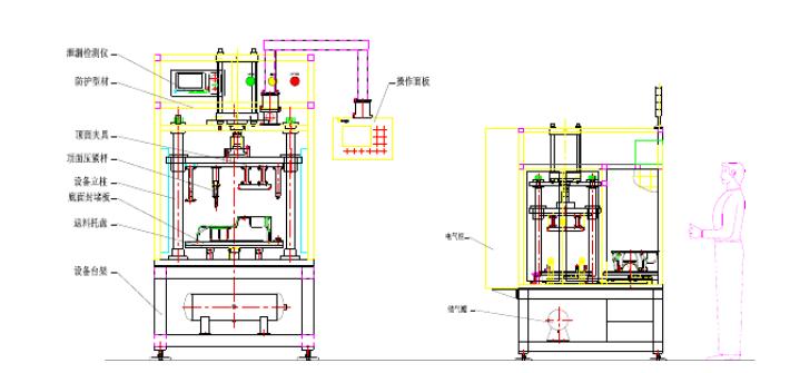 油底壳气密性检测装置