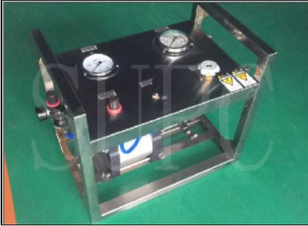化学试剂高压注入系统