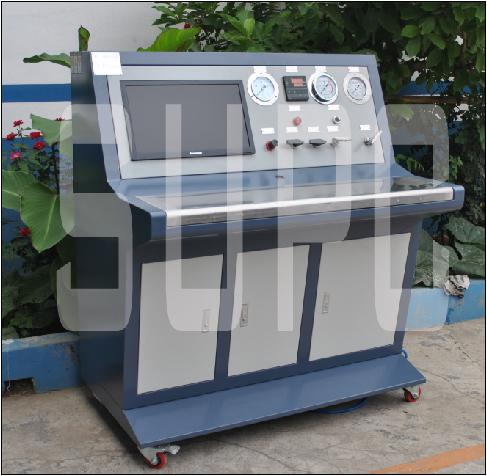 教学用焊接管试水压控制台