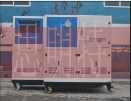 汽车空调零部件散热器压力脉冲专用试验机