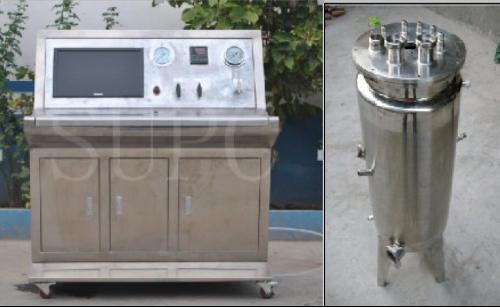 水下电机压力(水压)密封性试验台