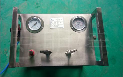 便携式气动高压采样器