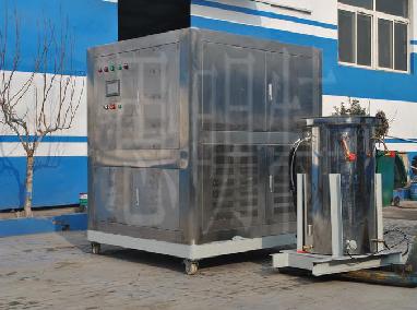 太阳热水器压力脉冲试验机