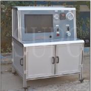 陶瓷水嘴抗水压力密封性试验机