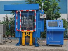玛钢件(铸铁管件)水压测试台