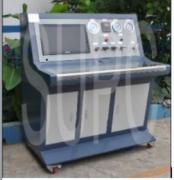 加油管水压测试装置