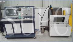 纤维增强热固性塑料管水压试验机