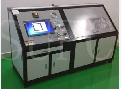 液压快速连接器水压试验机