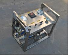 超高压水压胀管机-水压胀管机