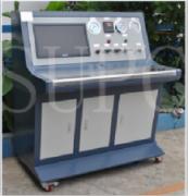 制冷剂压缩器具气压试验机