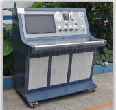工程硬管水压试验机