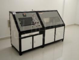 氟塑料管耐水压爆破试验机