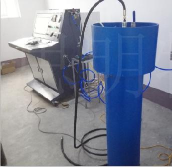 二氧化碳灭火器钢瓶残余变形量试验机
