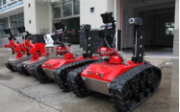 消防机器人管道水压试验机