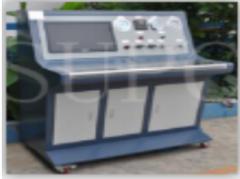 氢气阀水压试验机