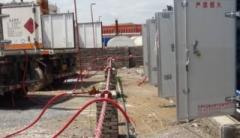 LNG母站管件水压试验机