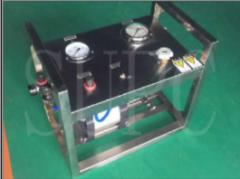 燃气管道便携式水压试验机