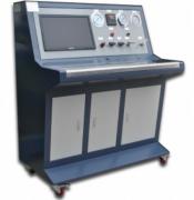 旋塞阀耐压强度试验系统