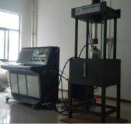 立式成型水压试验机|波纹管成型机