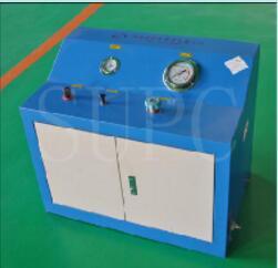 气动气体增压系统