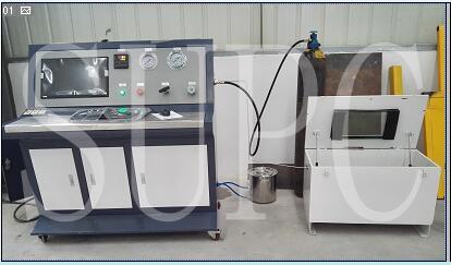 加氢口静液压试验机