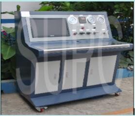 锅炉U型管水压试验机