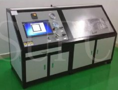 氧弹水压试验机-氧弹水压检测台