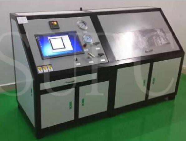 氧弹水压试验机|氧弹压力测试台|氧弹水压爆破机