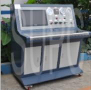 防爆电器壳体水压控制台
