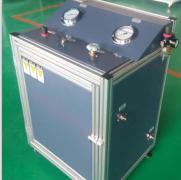 高压针阀水压强度试验机