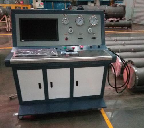 冷凝器设备水压试验机 冷暖空调设备水压试验机