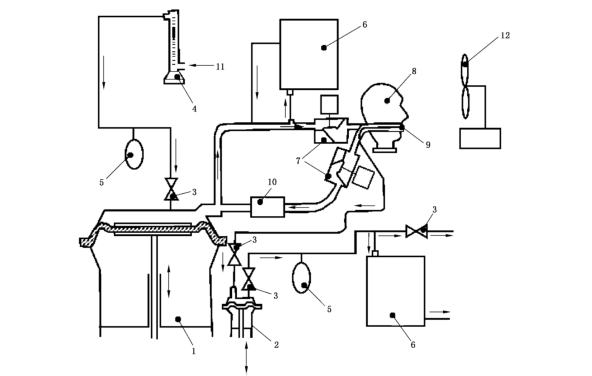 防护口罩死腔检测仪|口罩死腔检测装置