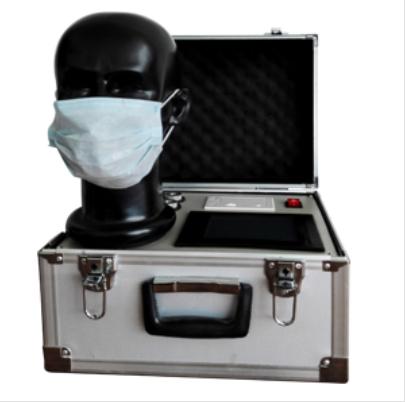 口罩呼吸阀密封性测试台 |口罩防护密封性试验机|静态呼吸阀密封性测试台