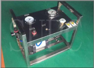 气动液压动力系统-气动液压动力单元