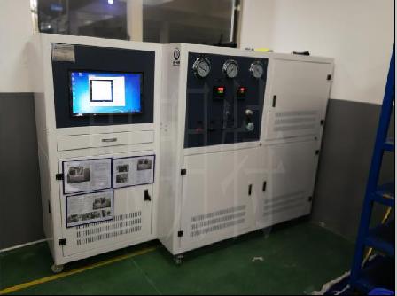 换热器压力脉冲试验机 散热器管件压力循环测试台