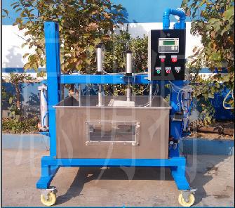 膨胀水箱气密性试验机 膨胀水壶密封性检测台